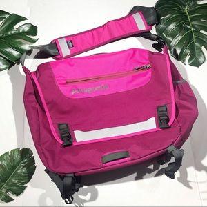 Patagonia | Pink Messenger Bag